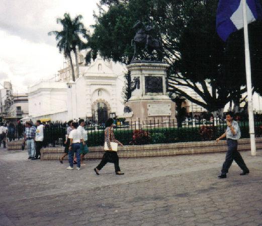 هندوراس: Tegucigalpa Honduras