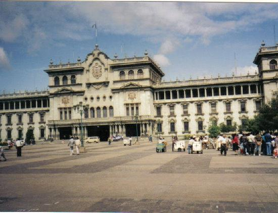 Γουατεμάλα: National Palace, Guatemala City