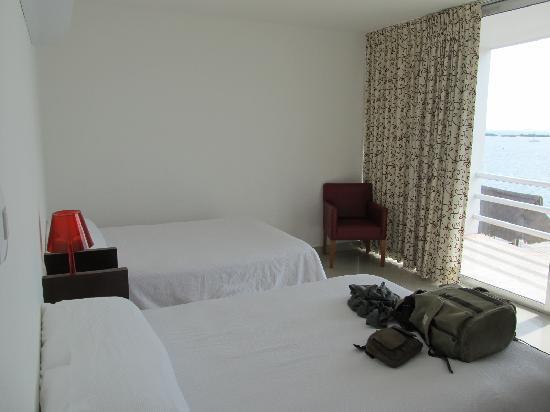 Hotel Bahia Chac Chi: Room interior