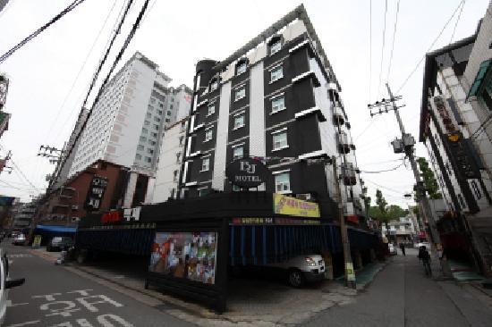 Baekje Hotel : Hotel buildings