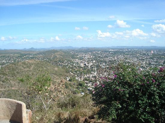 Hill of the Cross (Loma de la Cruz): Holguin from the Hill of the Cross
