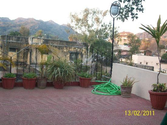 Hotel Sudhir: View from the Hotel