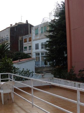 Hotel La Masia : autre vue de la terrasse !!!!