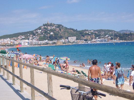 Blanes, España: sea view