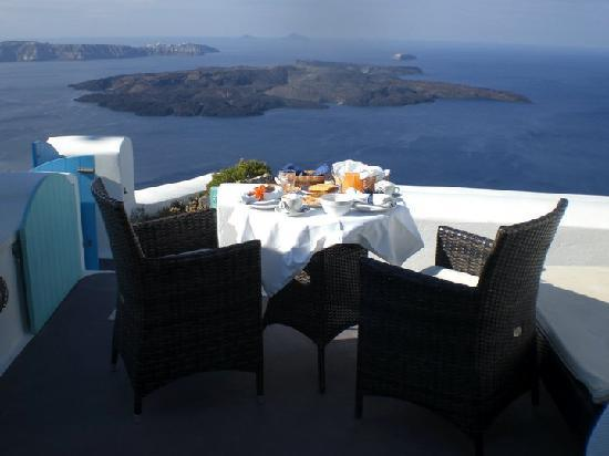 Dreams Luxury Suites: Unbelievable breakfast