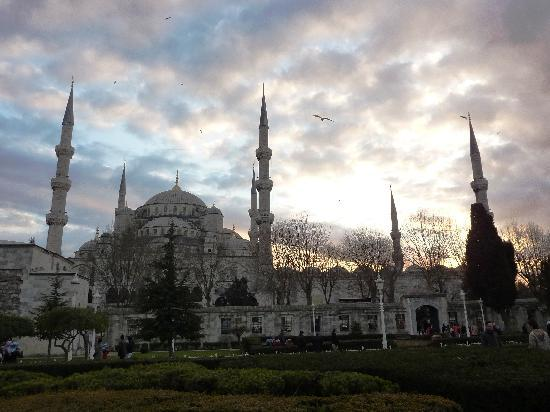 Hotel Amira Istanbul : The Blue Mosquee