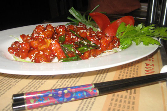 Flaming Wok : Good food is our motto