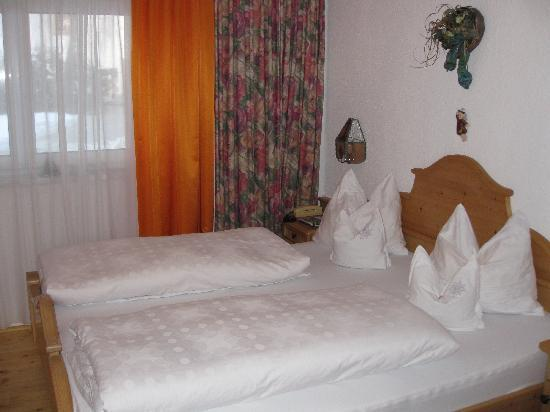 Pension Edelweiss: Beds