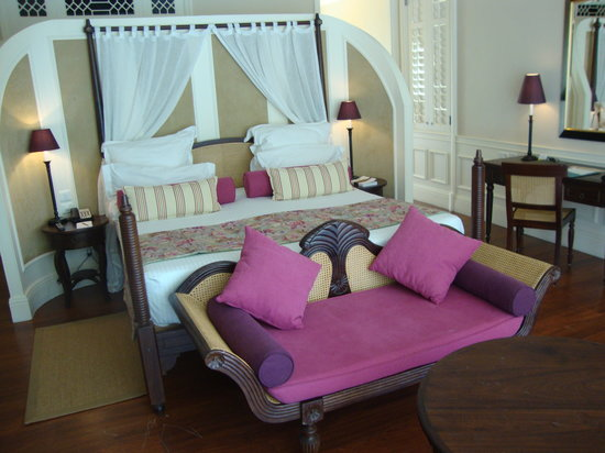 Heritage Le Telfair Golf & Spa Resort: new room