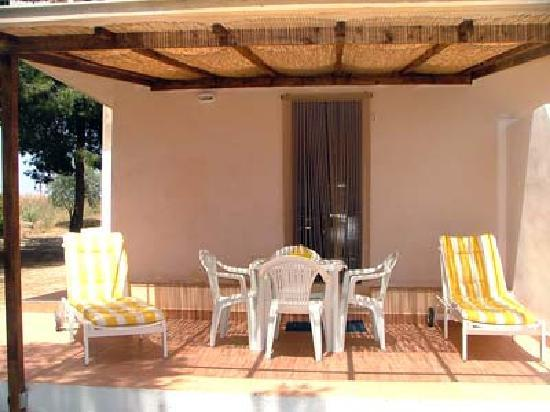 Renella Case Vacanza: Veranda