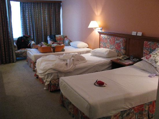Tai-Pan Hotel: Zimmer