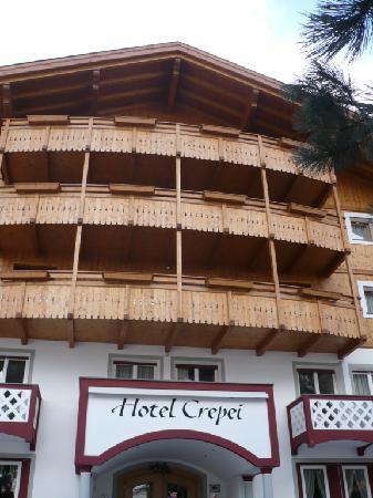 Hotel Crepei: L'hotel