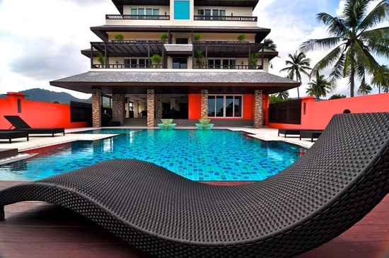 RaTaNa Apart Hotel: Outdoor Pool