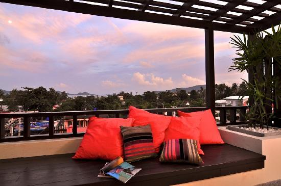 RaTaNa Apart Hotel: Sea View Suite