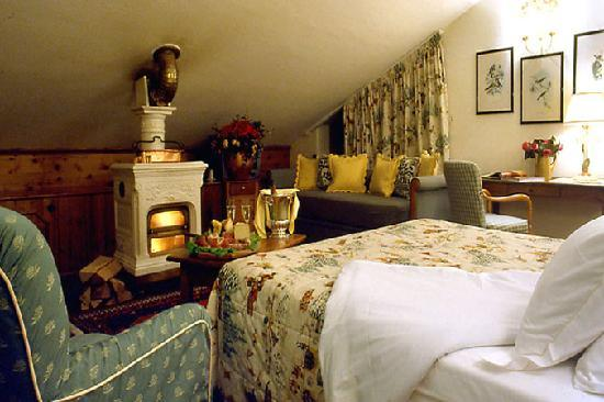Auberge de la Maison: junior suite