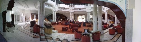 Djerba Plaza Hotel & Spa: le hall