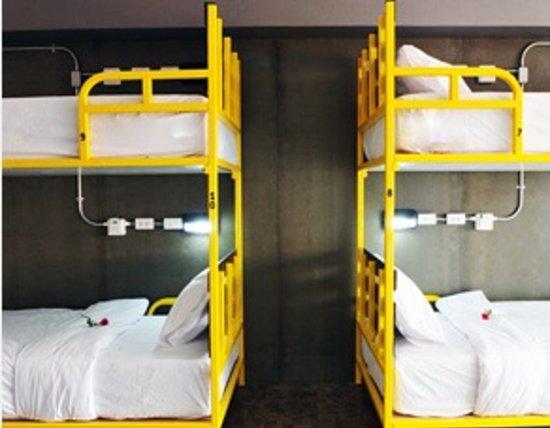 Saphaipae Hostel: Dormitory