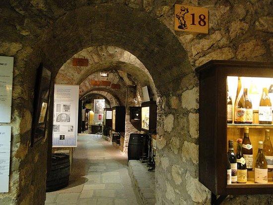 Musee du Vin (Wine Museum): musee du vin