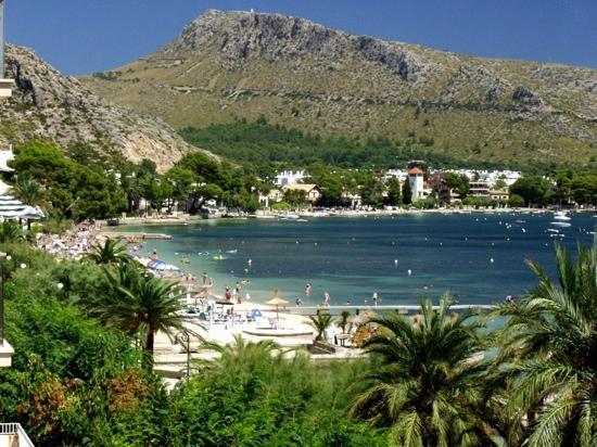 Hotel Miramar: Pollenca Bay