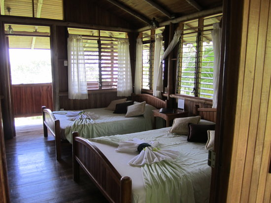 La Cusinga Eco Lodge : Our Rooms