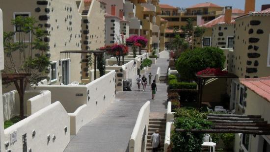 GF Isabel : una parte del hotel