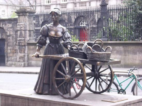 Dublín, Irlanda: Molly Malone