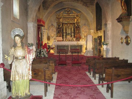 Els Calderers: Room 4: Chapel