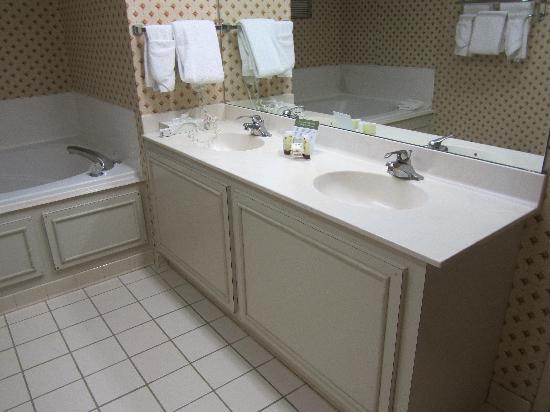 AmericInn Hotel & Suites Indianapolis: bathroom