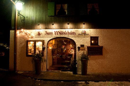 Restaurant WildschГјtz Garmisch