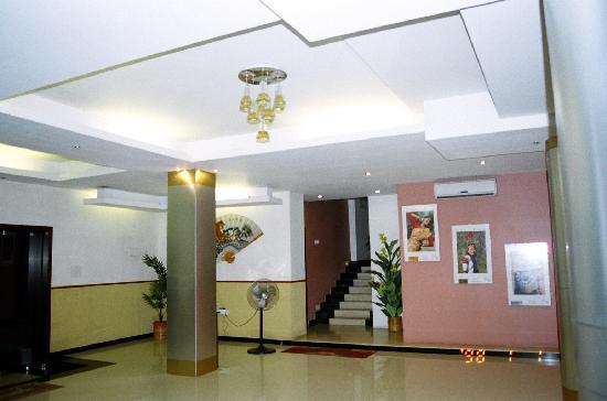 Hotel Fame City: lobby