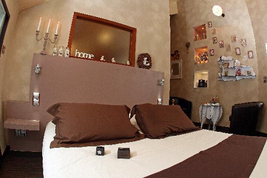 Maison atHome - Design Luxe : maison atHOme - chambre Ozone
