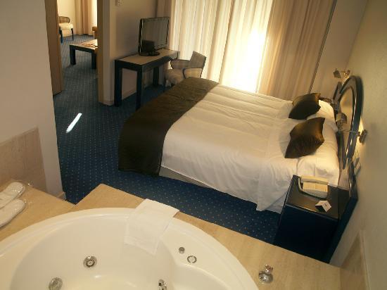Hotel Palacio del Mar: SUITE SENIOR - Dormitorio