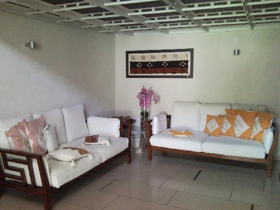 Marina 10 Boutique&Design Hotel : sala d'attesa