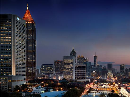 Georgia: Atlanta Skyline