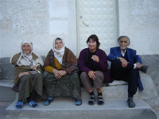 Go Western Turkey Tours: Locals