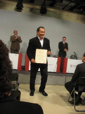 Don Fernando: Graduacion Sommeliers