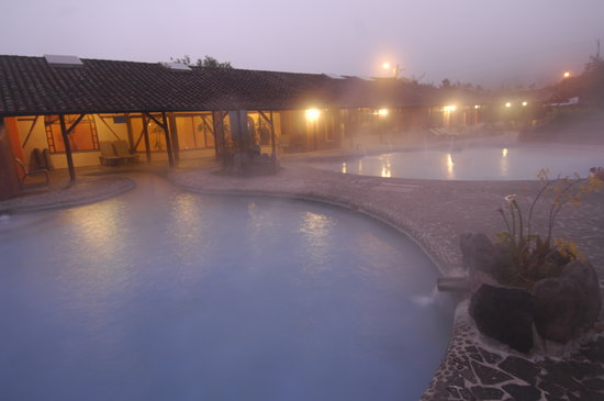 Papallacta, Ecuador: Spa Pools