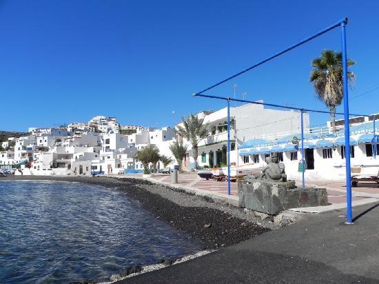 Fuerteventura, Spagna: Las Playitas vicino a Gran Tarajal