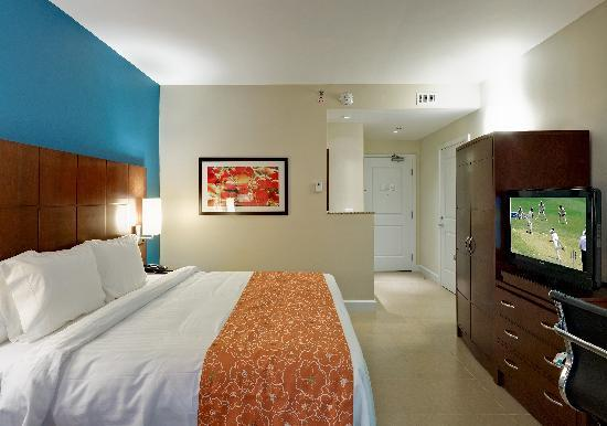 Courtyard by Marriott Bridgetown: Standard King Room
