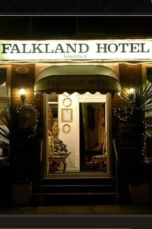 Falklands Hotel : one of the best venues in Blackpool