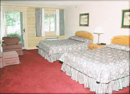 Oregon, IL: This is a current picture of a Riverview room. This is the decore and condition all rooms are in