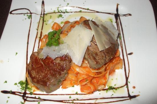 Hotel Las Brisas del Pacifico: Gourmet restaurant Las Brisas Sunset