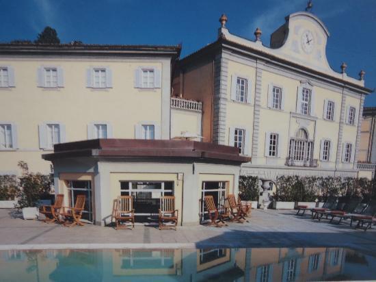 Vista hotel lato piscina esterna picture of bagni di pisa san giuliano terme tripadvisor - Piscina san giuliano terme orari ...