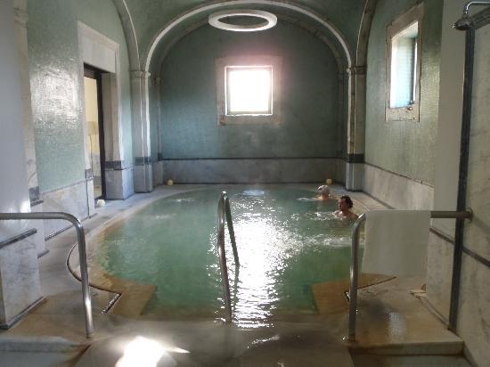 Piscina termale interna foto di bagni di pisa san - Terme bagni di pisa prezzi ...