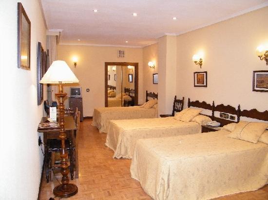 Hotel r castellano iii salamanca espa a opiniones for Cuarto de hotel 5 estrellas