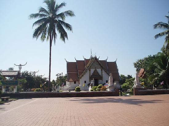 Nan, Thailand: Wat Phumin