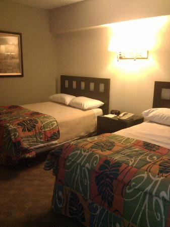 holiday inn express el caney lodge on fort buchanan an. Black Bedroom Furniture Sets. Home Design Ideas