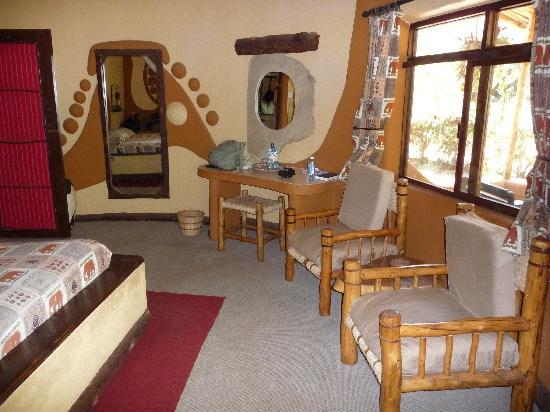 Amboseli Sopa Lodge: Room