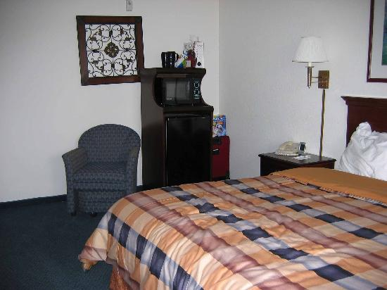 Best Western Stanton Inn: Room