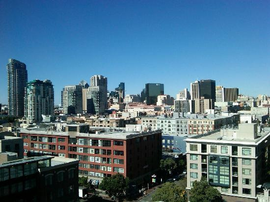 Hard Rock Hotel San Diego: view from the room
